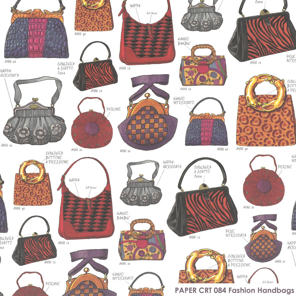 CRT 084 Fashion Handbags