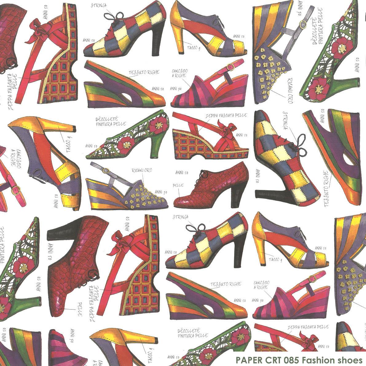 CRT 085 Fashion shoes