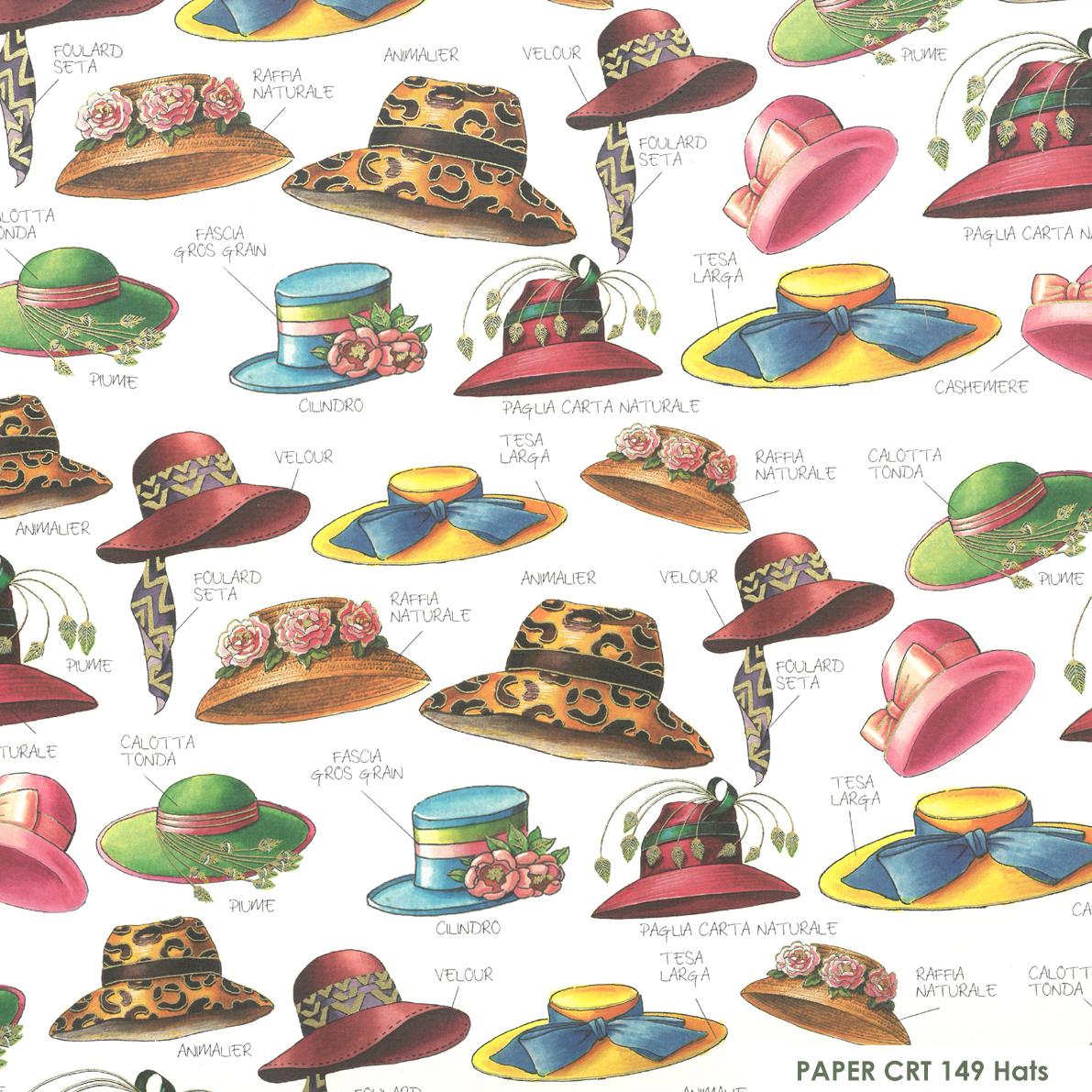 CRT 149 Hats