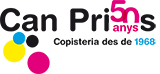 Copisteria Can Prims Mataró Logo