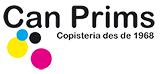 Copisteria Can Prims Mataró Logo