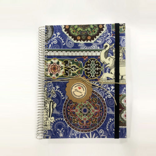 Llibreta personalitzada hindú